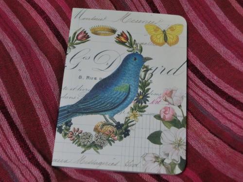 青い鳥ノート