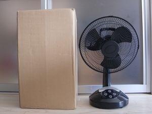 扇風機輸送箱