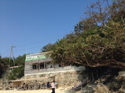 浜辺の茶屋 外観