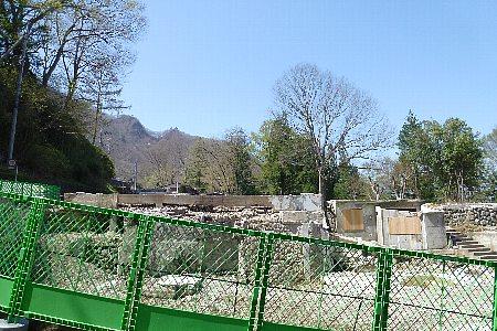 川原湯温泉