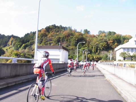 20121116 新城幸也と奈良サイク0910