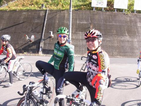 20121116 新城幸也と奈良サイク0908