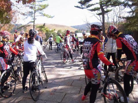 20121116 新城幸也と奈良サイク0892