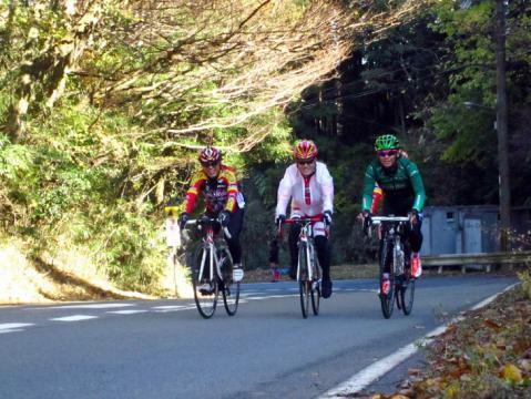 幸也と奈良サイクリング09160000