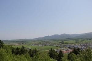 大畑山展望台からの眺望