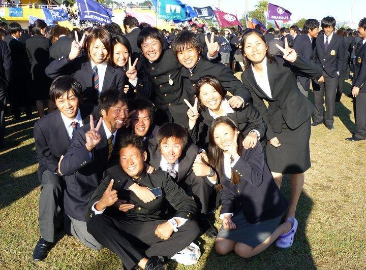 2010年インカレ最終日