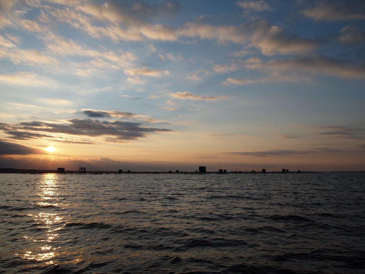 ワカサギ漁業 077