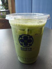 KOOTS GREEN TEA鹿児島ドルフィンポート店でブランチ♪