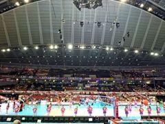 2012ロンドンオリンピック バレーボール世界最終予選