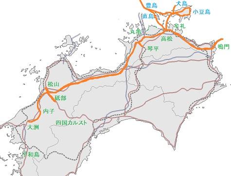 地図四国 - コピー - コピー - コピー