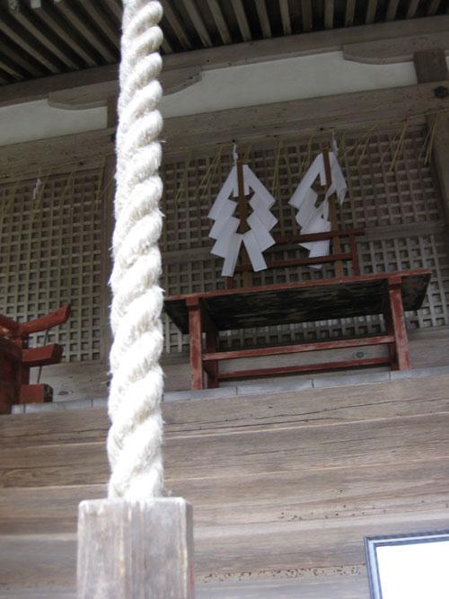 日吉・東本宮-大物忌神社・早尾神社・稲荷社13