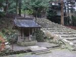 日吉・金大巌への山道01