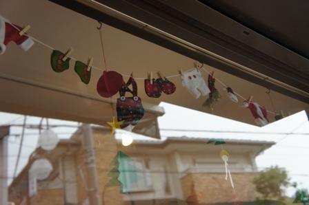 クリスマスガーランド2014