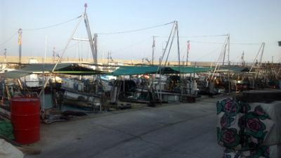 岡田漁港4WEB
