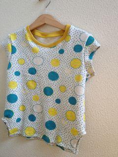 小袖Tシャツ
