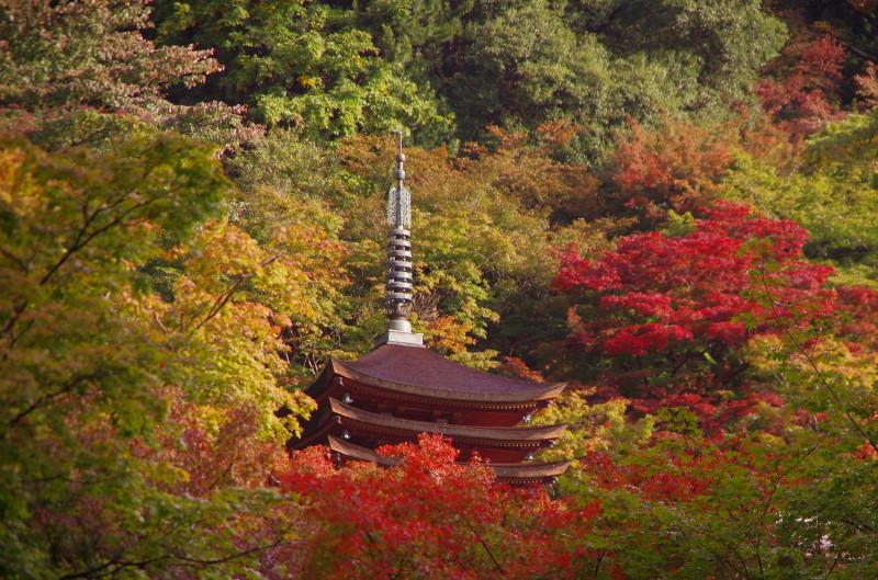 談山神社 塔