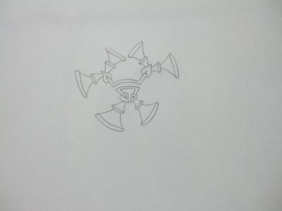 魂胆印-00206表