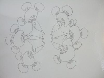 魂胆印-00436表