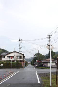 熊本のとある町