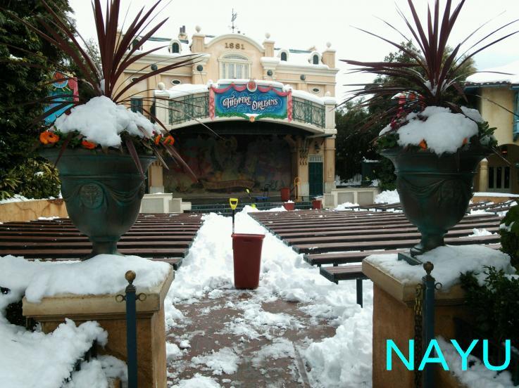 20140209雪のランド1