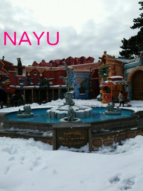 20140209雪のランド2