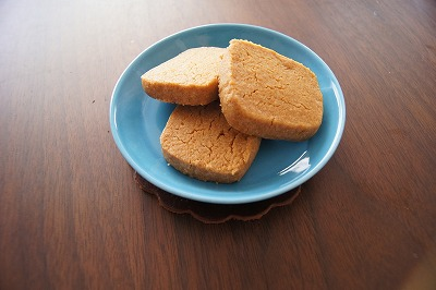 きなこのクッキー