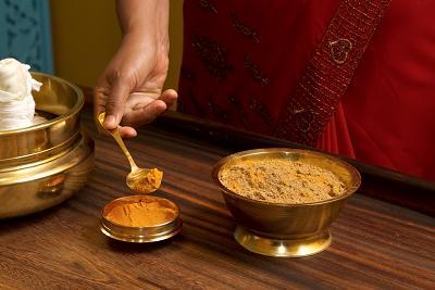 handmade ayurveda oil