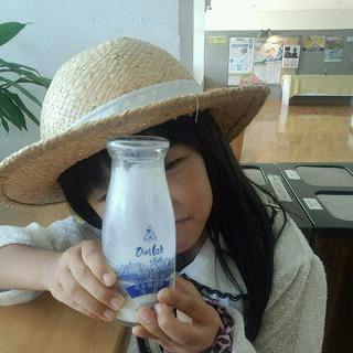 東藻琴、うまい牛乳。