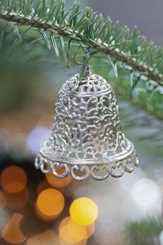 クリスマスツリー ベル