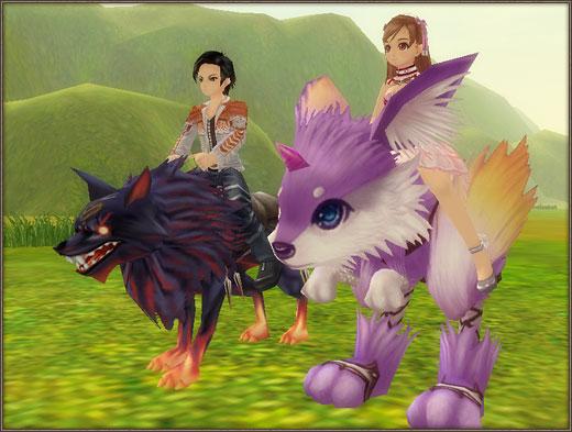 MMORPG『Lucent Heart:ルーセントハート』