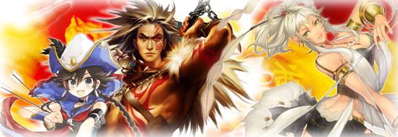 MMORPG『三国ヒーローズ』