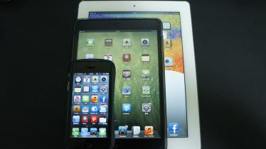 iPad iPhone mini