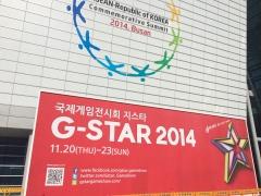 G-STAR 2014