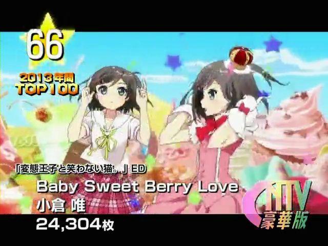 sm22510459 - 【年間アニソンランキング】 CNTV豪華版2013 【TOP100】.mp4_000255133