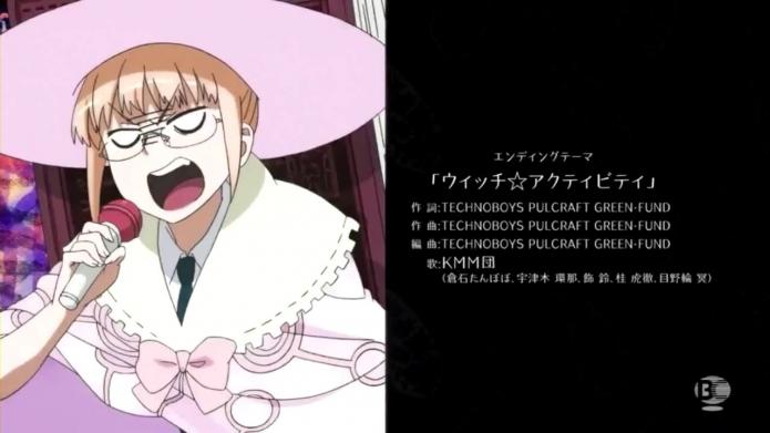 TVアニメ「ウィッチクラフトワークス - WitchCraft Works」ED主題歌「ウィッチ☆アクティビティ」.720p.mp4_000061861
