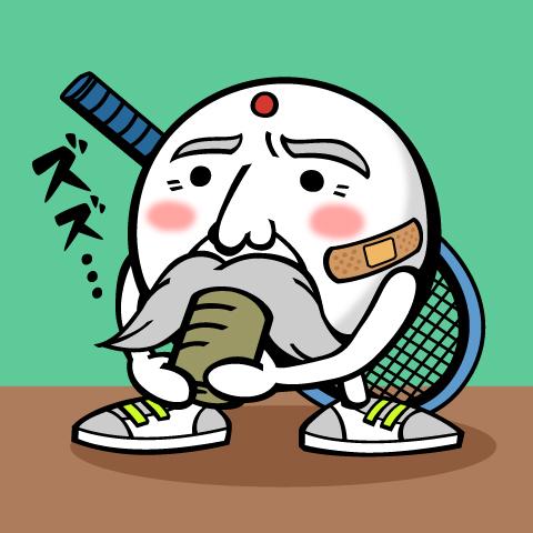 ソフじい キャラクターデザイン イラスト