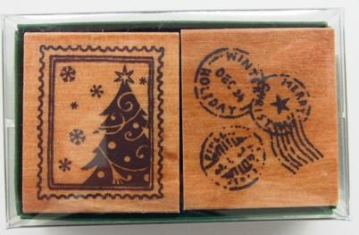 ガーリッシュ切手