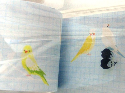 ロルふせん鳥2