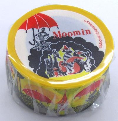 黄ムーミン