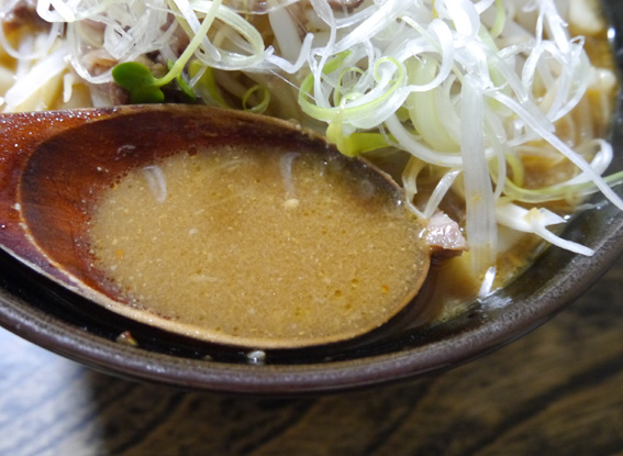 うどんスープ