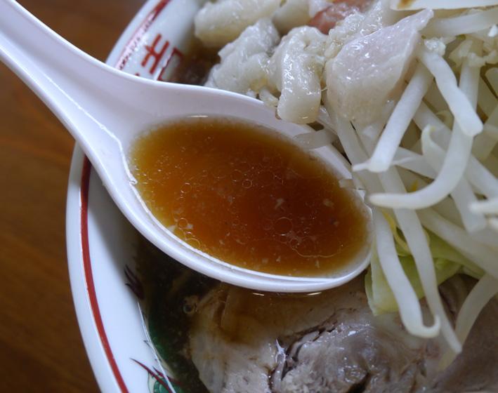 武蔵らーめんスープ