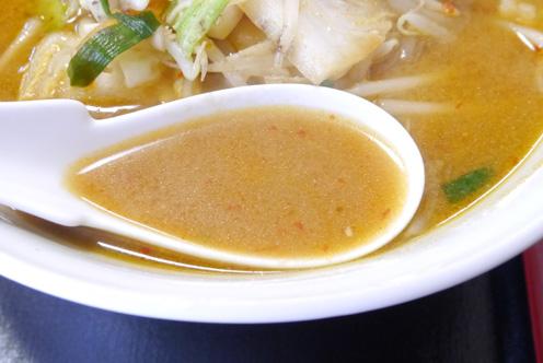 辛みそスープ