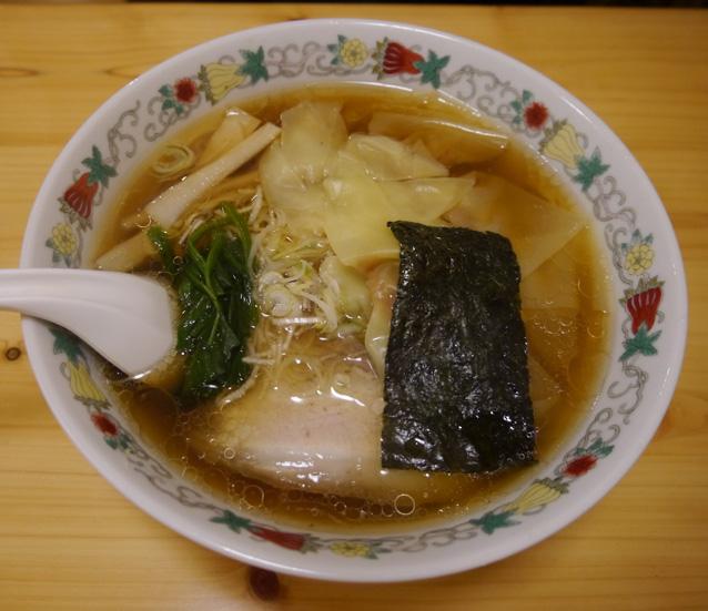 麺亭コバワンタンン