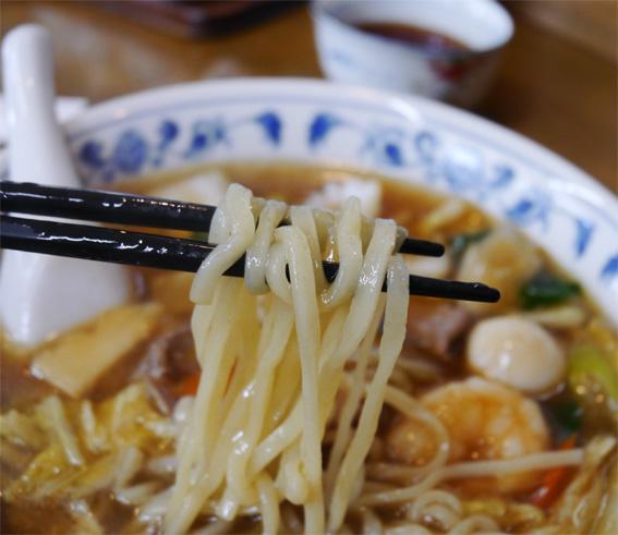 滋味菜館麺
