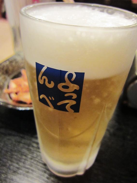 よってんべビール