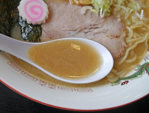 杏花村スープ