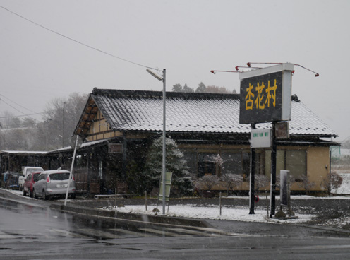 杏花村外観