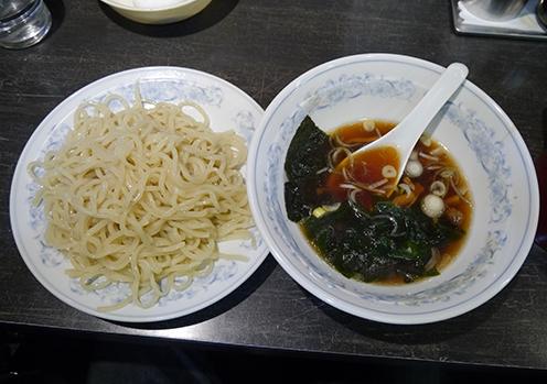花の華つけ麺1