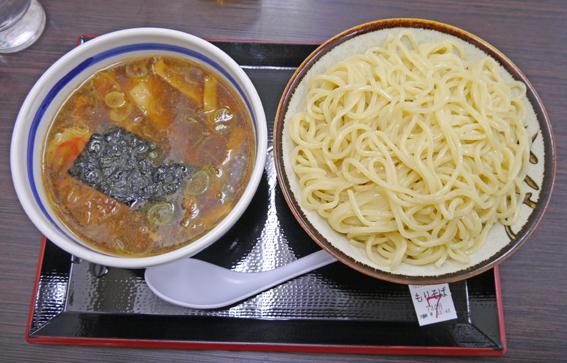 大将軒つけ麺1