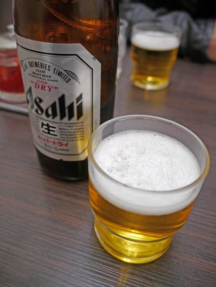 大将軒ビール